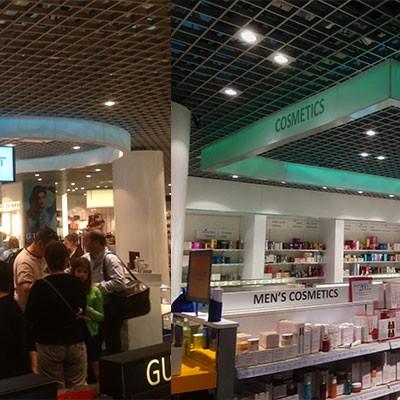 Aéroport de Charleroi pour la société Abat-Jours