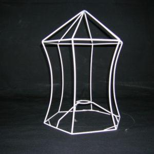 Carcasse abat-jour Lanterne Pagode