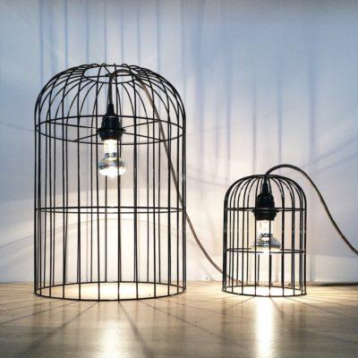 Suspensions cage par Boucard