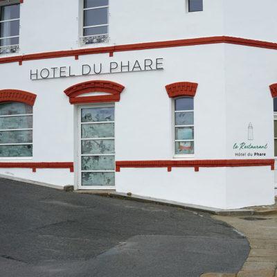 L;Hôtel du Phare