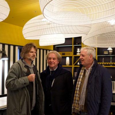 Marc Zerkaulen, Jean-Michel Wilemotte, Pascal robin