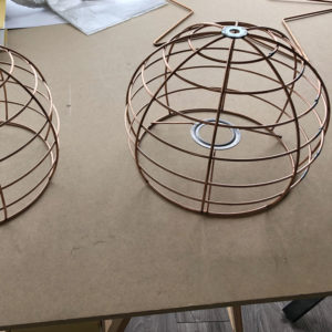 abatjour cage pt modèle