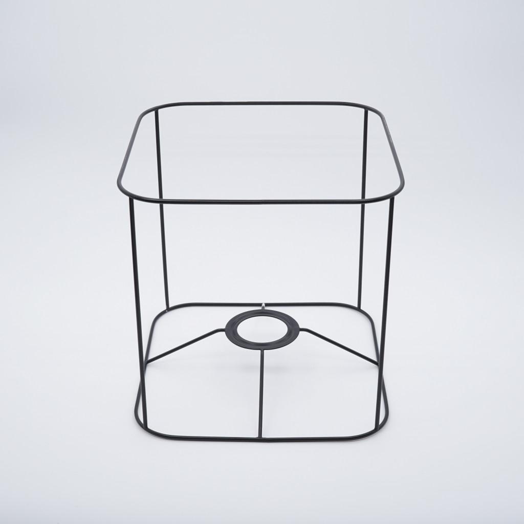 abat-jour carre coins ronds cube