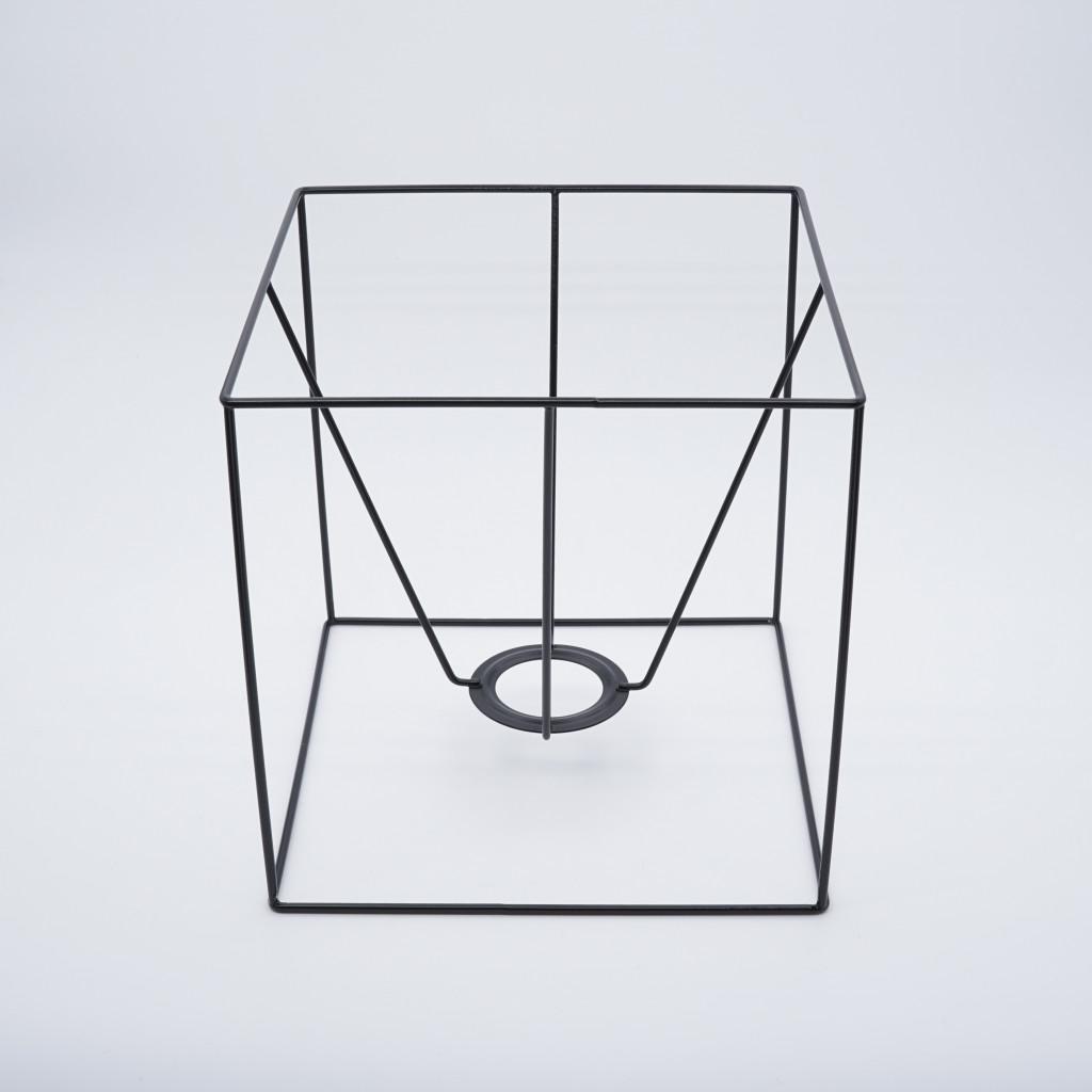 abat-jour carre cube