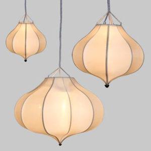 carcasse abat-jour lanternes chinoises
