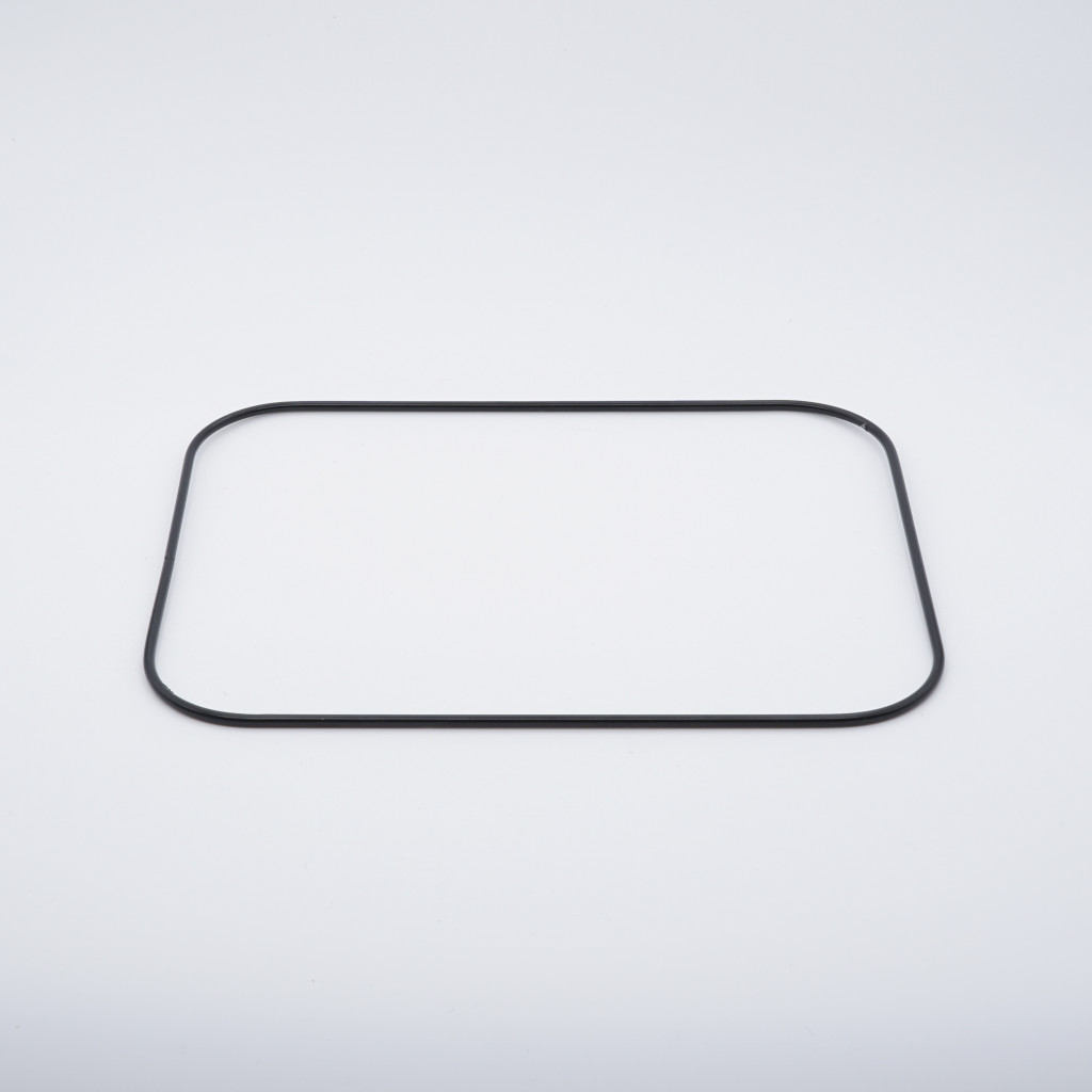 abat-jour rectangle nu coins ronds