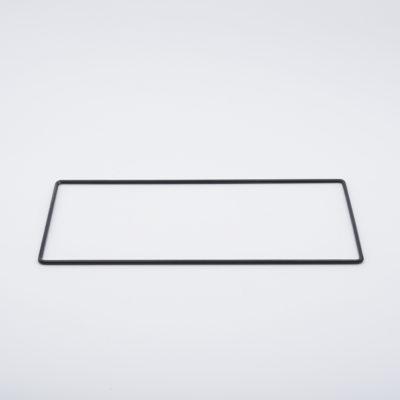 abat-jour rectangle nu coins vifs