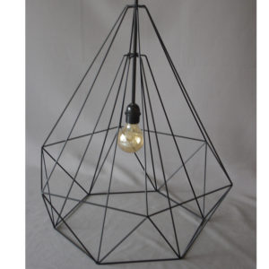carcasse 6 pans triangulaires