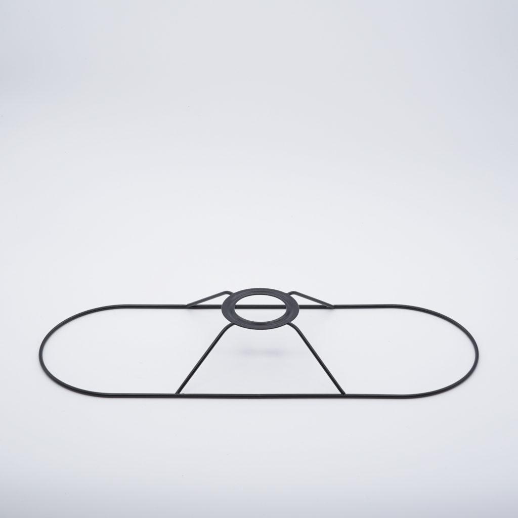 carcasse tête ovale rectangle
